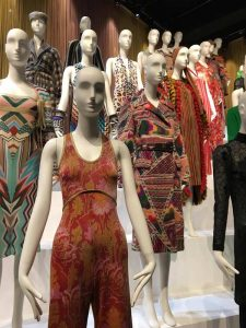 Missoni Art Colour: Fashion and Textile Museum, London
