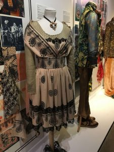 Fashion and Textile Museum, Anna Sui Exhibition, 2017. Photographs by Susan Bishop